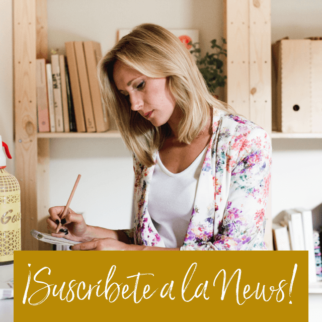 Subscribete a nuestra Newsletter